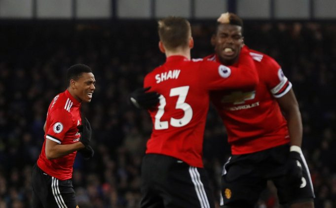 Anthony Martial urged to earn his place at Manchester United