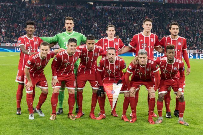 Jose Mourinho wants to sign two Bayern Munich stars