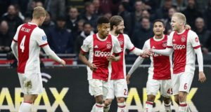 Manchester United offered hope in pursuit of Ajax Star