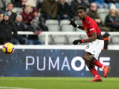 Paul Pogba Absent From Training Ahead Of Brighton Clash