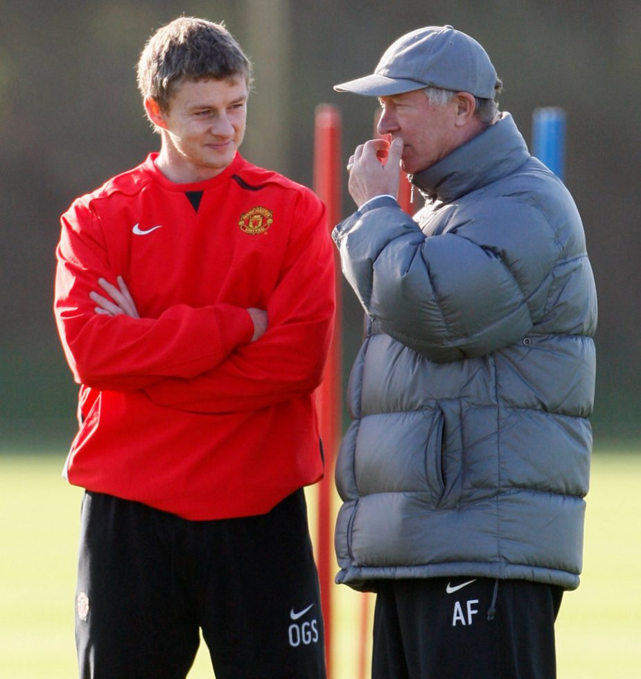 Top Five Manchester United Managers With Best Win Percentage Alex Ferguson