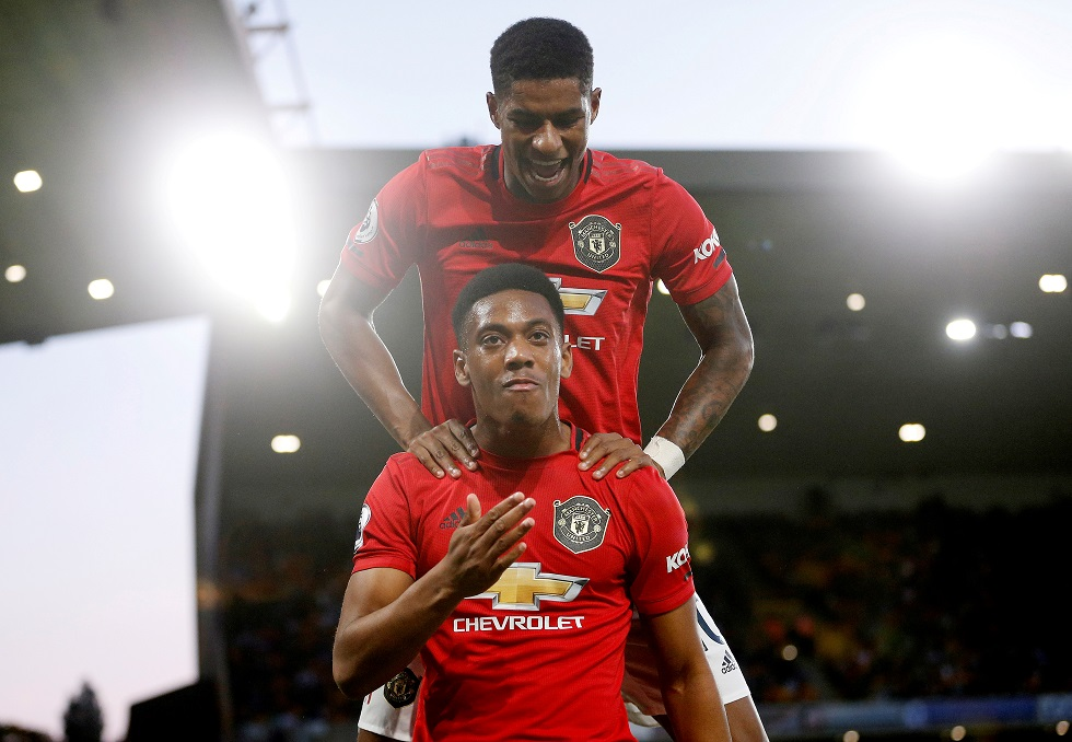 Manchester United EA Sports FIFA 20 player ratings