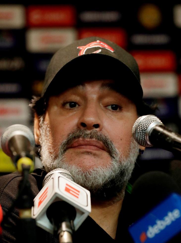 Diego Mardona Drug Abuse
