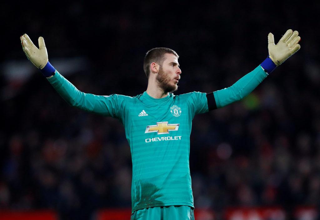 Manchester United Goalkeeper - David De Gea