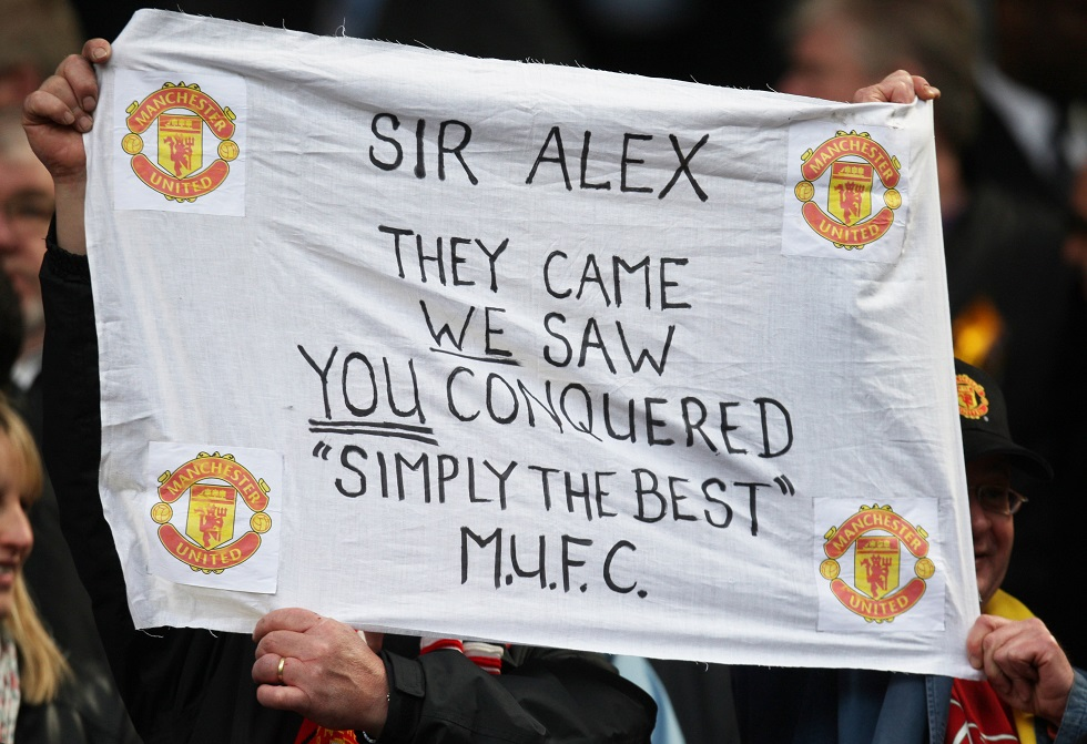 Most Offensive Minded Manchester United Managers