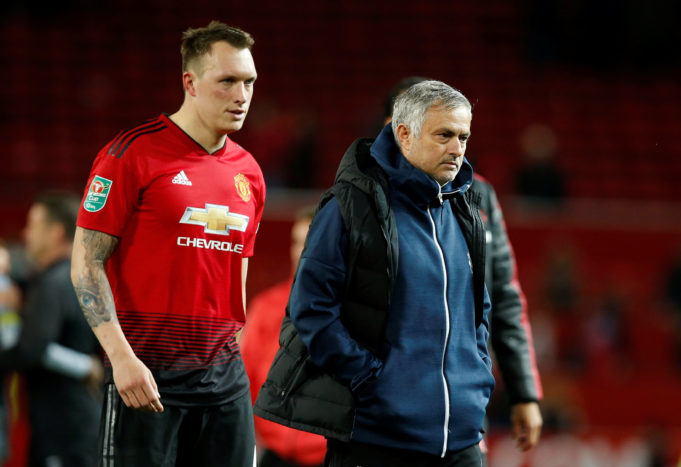 Phil Jones: Jose Mourinho Turned Manchester United Into 'A Laughingstock'