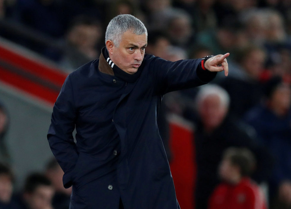 Top Five Manchester United Managers With Best Win Percentage Jose Mourinho