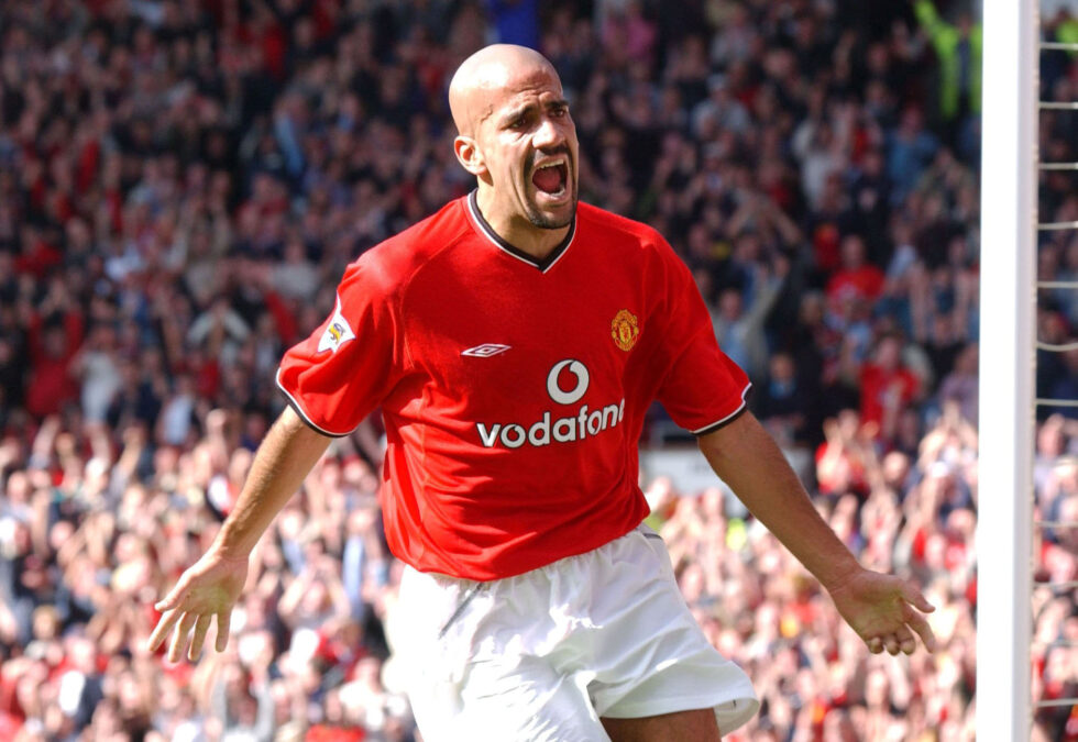 10 Players Who Played For Manchester United And Chelsea Juan Sebastian Veron
