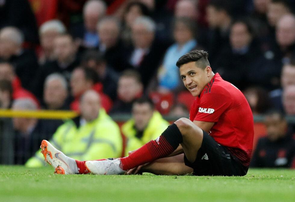Top five highest paid Manchester United players 2019 Alexis Sanchez