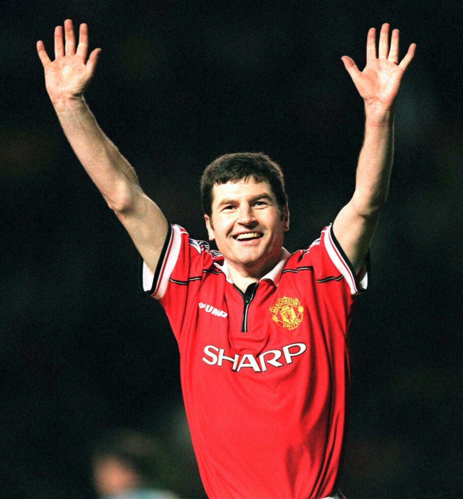 Best Manchester United XI of all time Denis Irwin