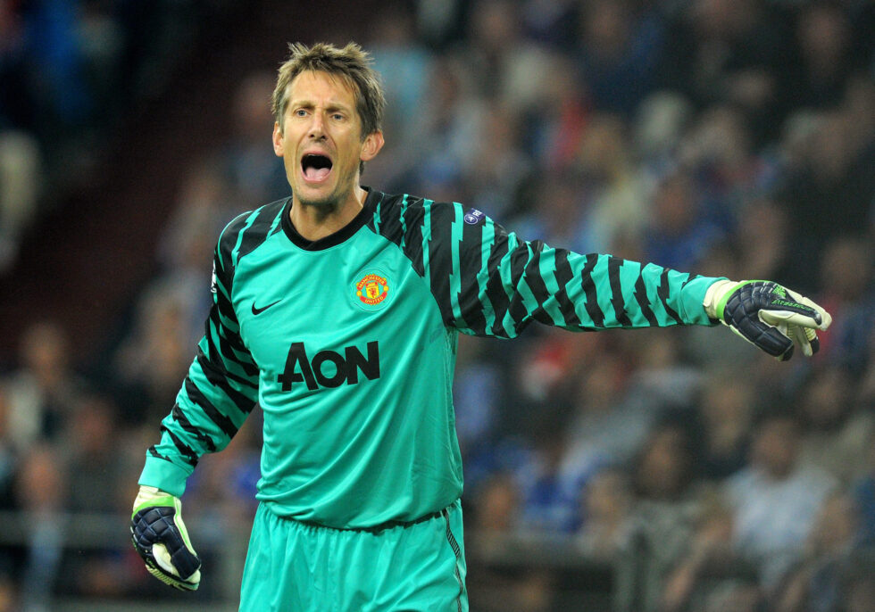 5 Players Who Retired At Manchester United Edwin van der Sar