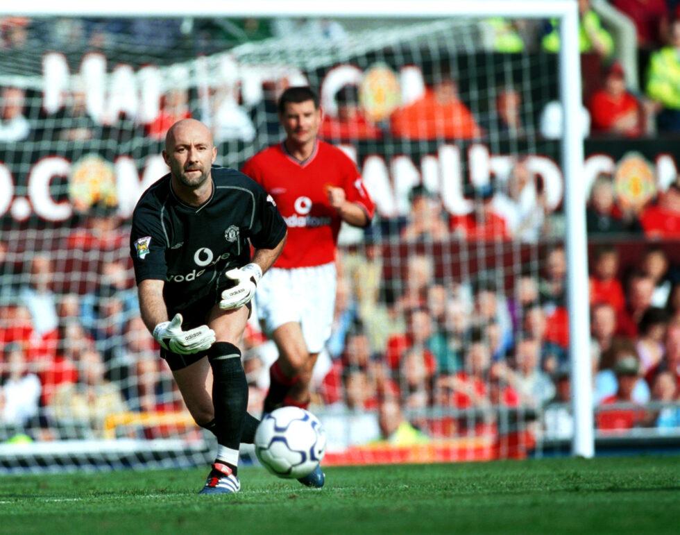 Best Manchester United goalkeepers ever Fabian Barthez