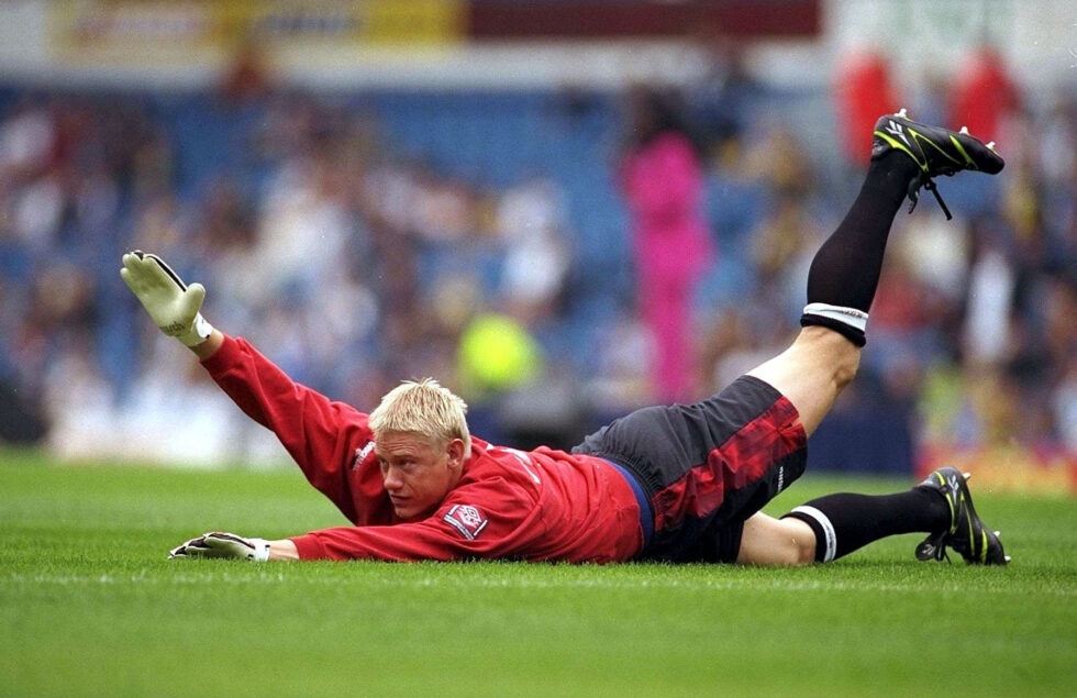 Best Manchester United goalkeepers ever Peter Schmeichel