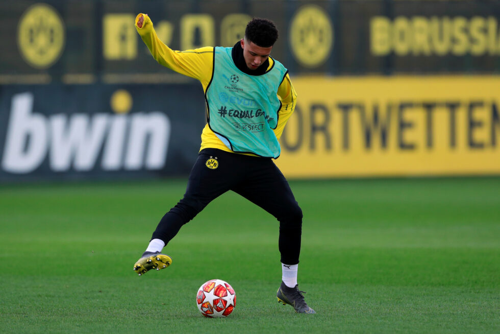 Top Five Players Manchester United Should Sign This Summer Jadon Sancho