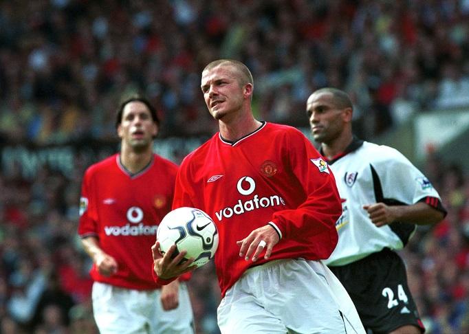 David Beckham Should Have Been Kept On At Manchester United