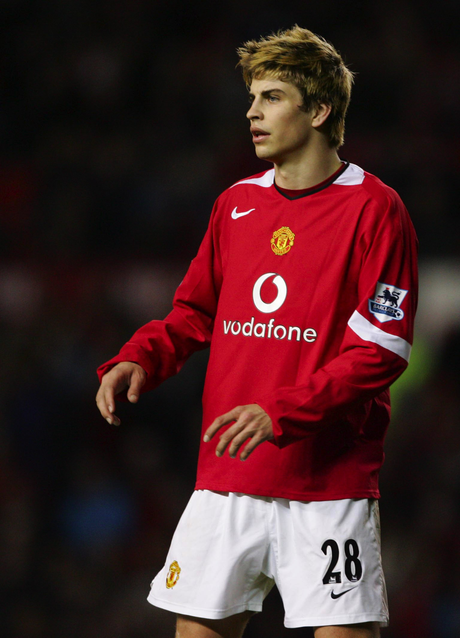 Footballers Who Appeared For Both Manchester United And Barcelona