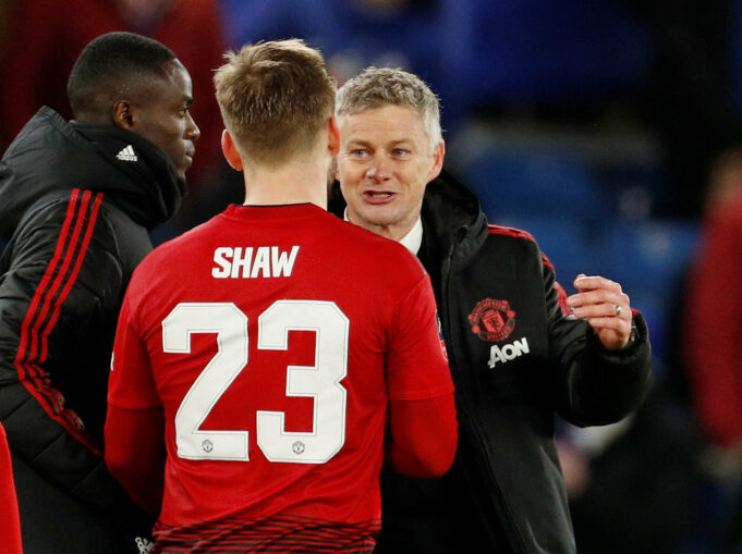 Luke Shaw Believes Ole Gunnar Solskjaer's Arrival Has Lifted The Mood At Manchester United