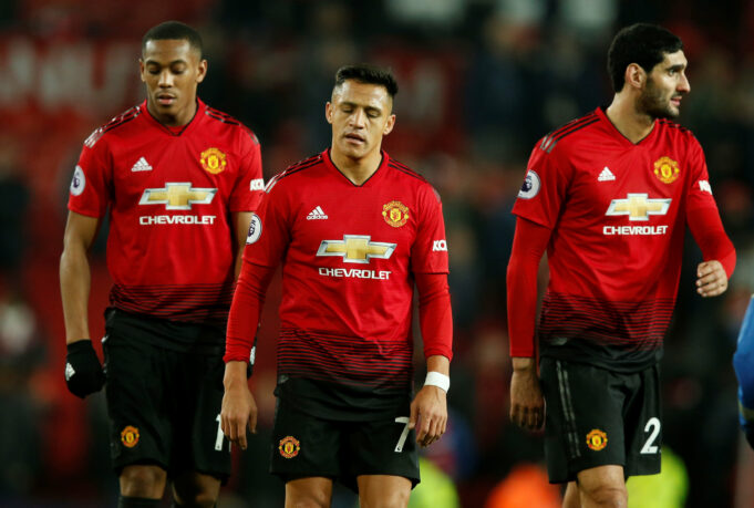 Manchester United Dealt A Massive Blow Ahead Of PSG Fixture
