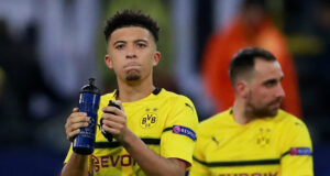 Manchester United To Splash Their Entire Summer Budget For Jadon Sancho