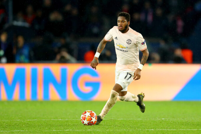 Ole says PSG game was breakthrough match for Fred