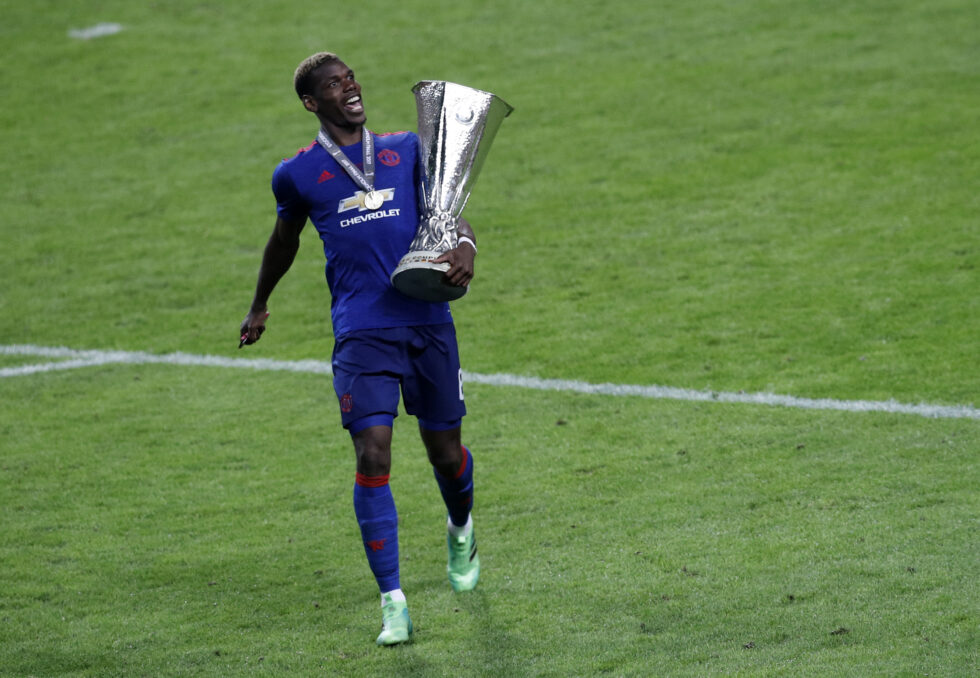 Paul Pogba is Manchester United most expensive player