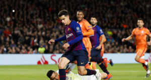 Philippe Coutinho Hints At Summer Move To Premier League Giants