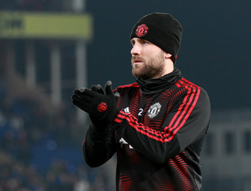 Top five highest paid Manchester United players 2019 Luke Shaw