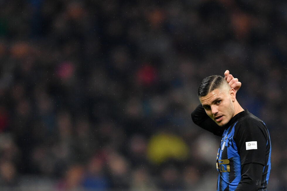 Mauro Icardi is one of the top Manchester United summer transfer targets