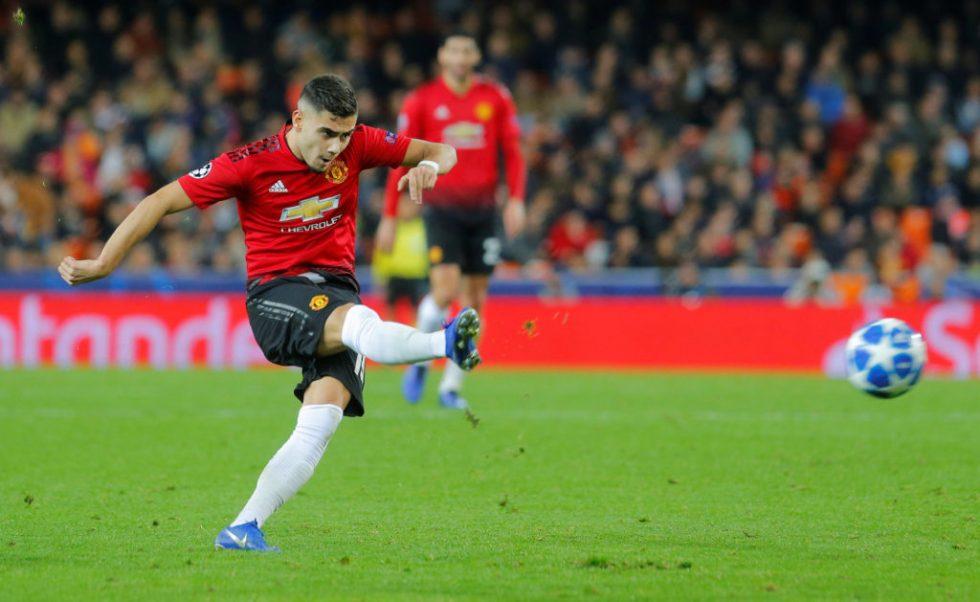 Worst Manchester United Players This Season Pereira