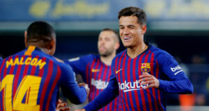 Coutinho identifies Pogba and Lukaku as key threats against Barca