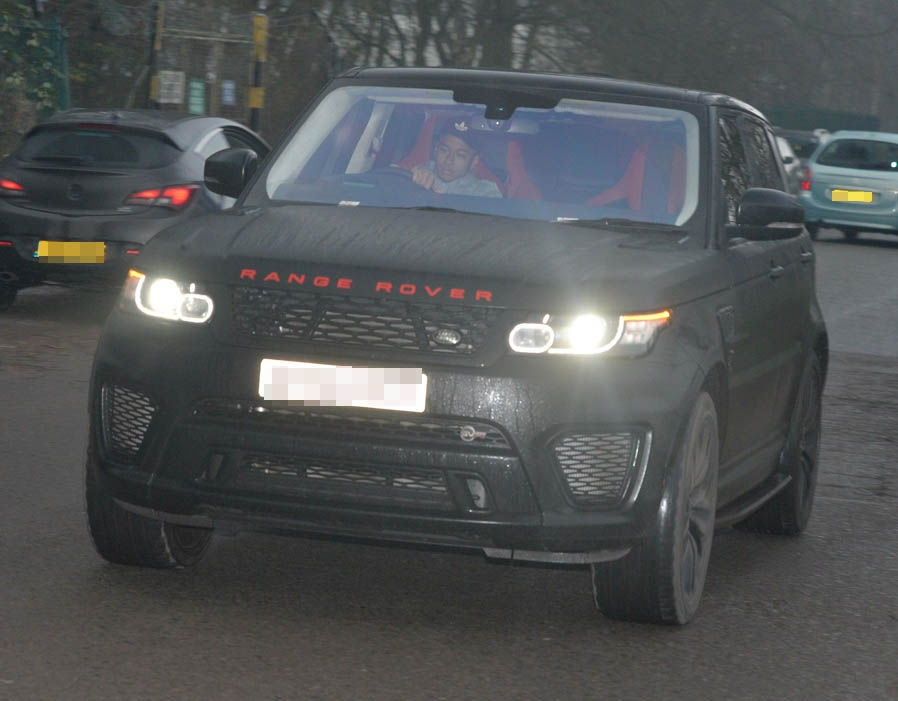 Manchester United Fc Players Cars See All Manchester United Fc