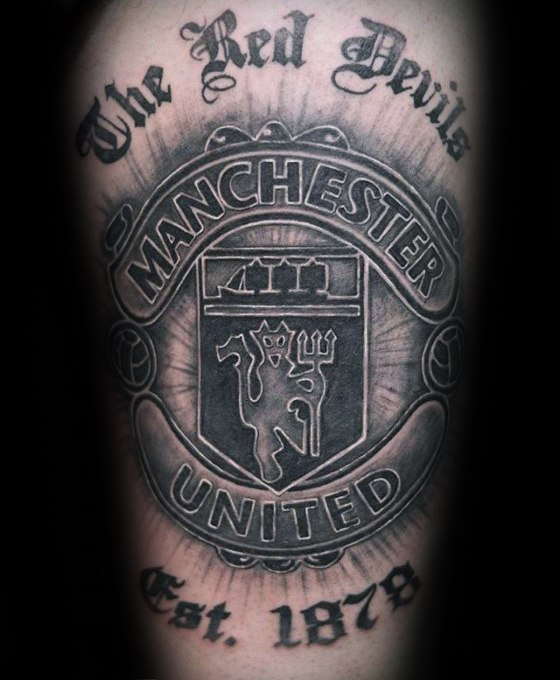 Manchester United Devil