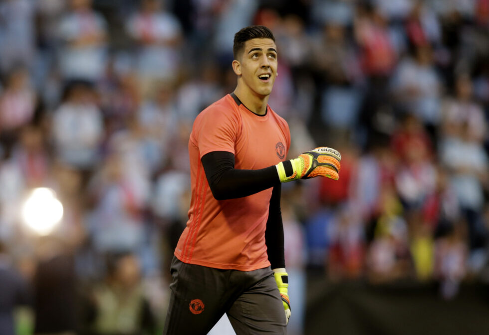 Manchester United Players On Loan Joel Pereira