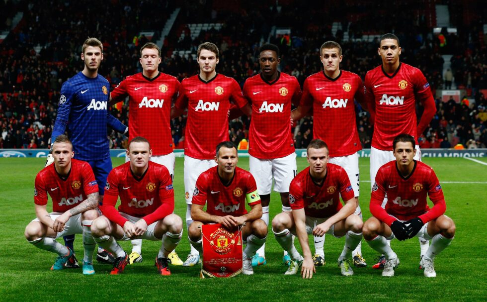 Manchester United Squad, Team, All Players 2019/20