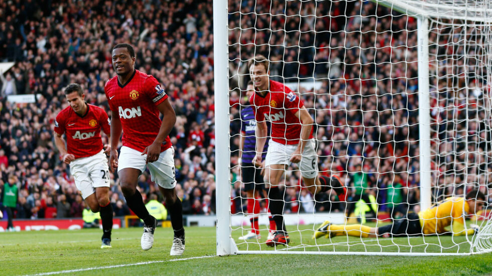 Most Manchester United Goals Scored In A Game