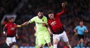 Ole Solskjaer Praises Victor Lindelof On His Attitude In Barcelona Defeat