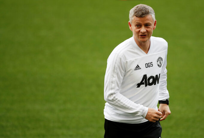 Ole Solskjaer Refuses To Reminisce On Glory Playing Days