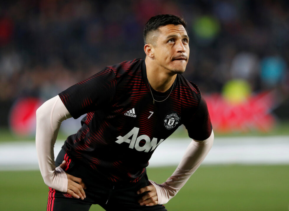 Top Manchester United players to be sold Alexis Sanchez