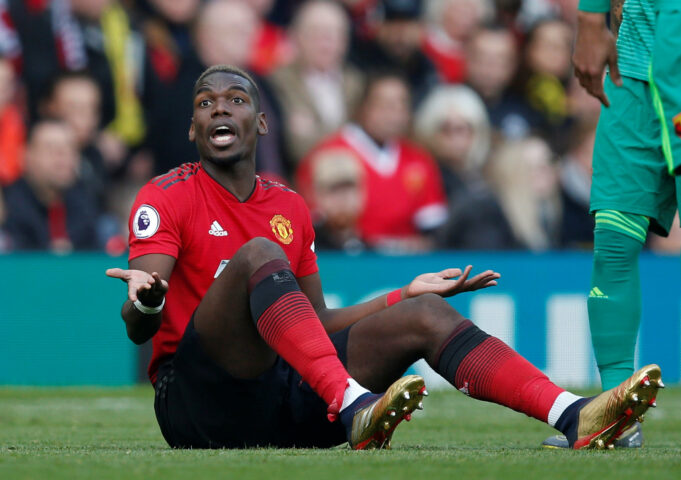 Paul Pogba Can Only Be Convinced To Stay If His Wages Match Alexis Sanchez's