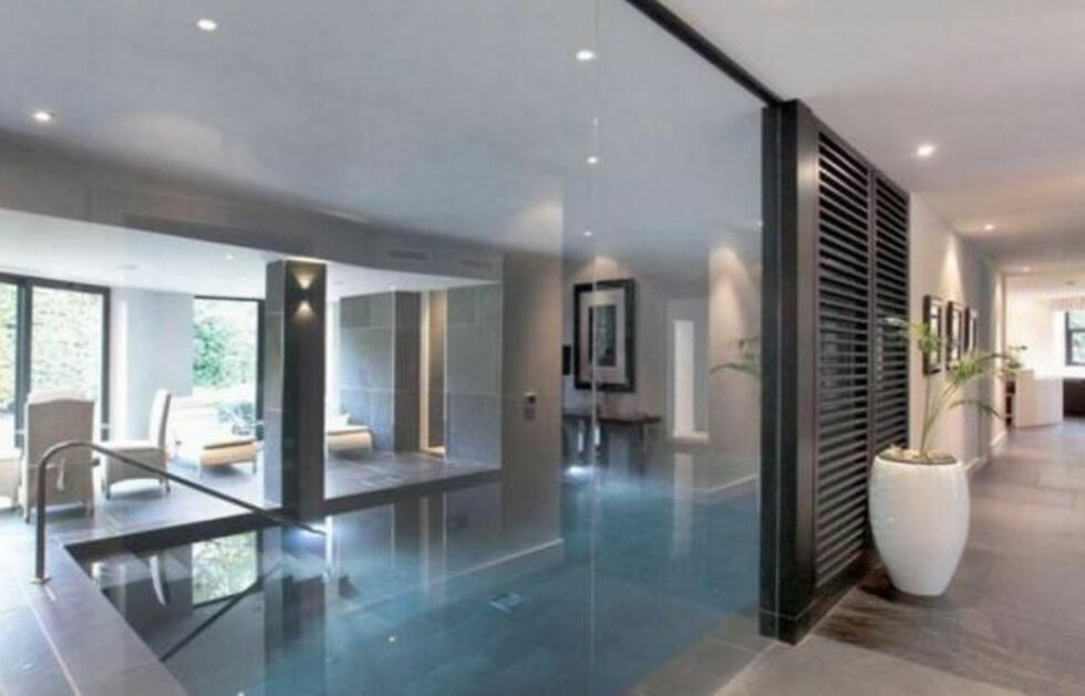 Paul Pogba house - his home is worth £2.9 Million