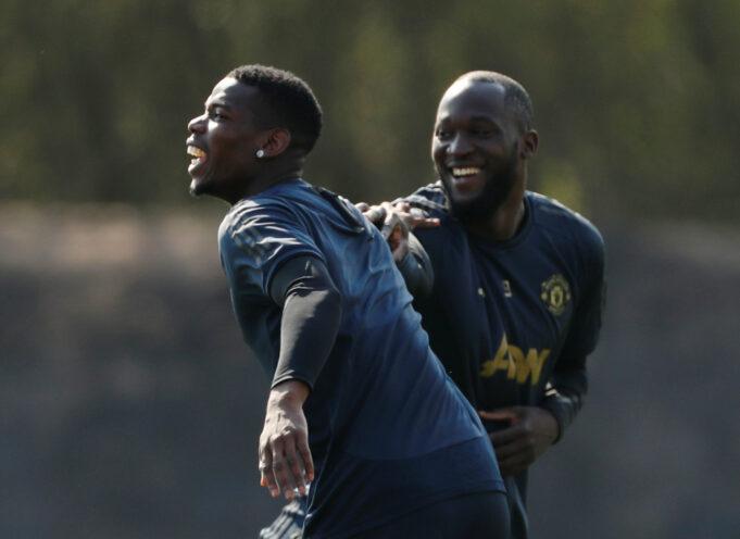 Romelu Lukaku Has Advised Manchester United To Be Smart Against Barcelona