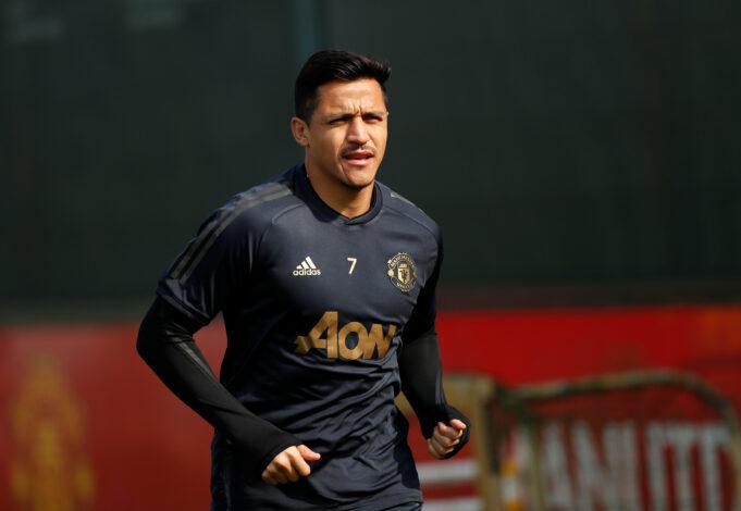 Sanchez needs to prove a point against Barcelona: Solskjaer
