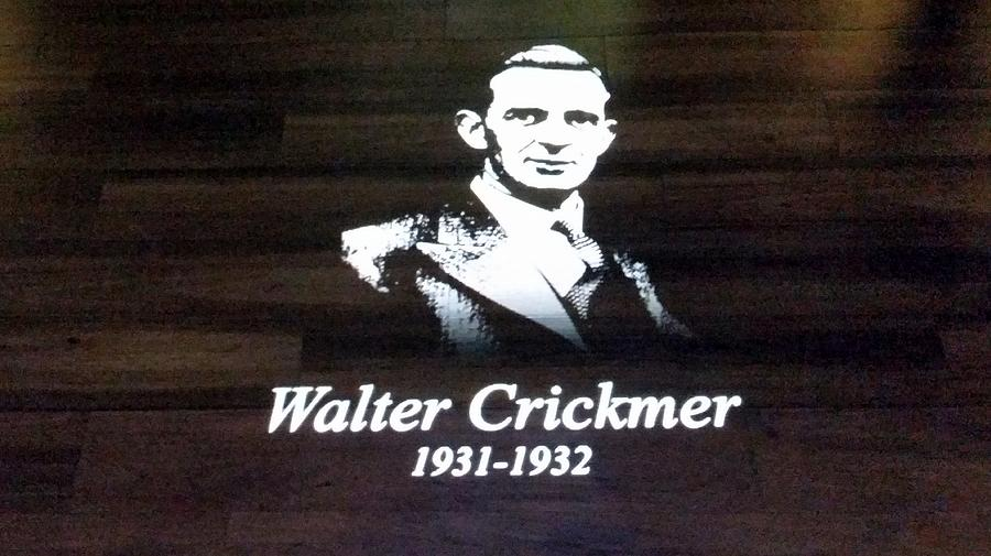 Walter Crickmer Worst Manchester United Manager