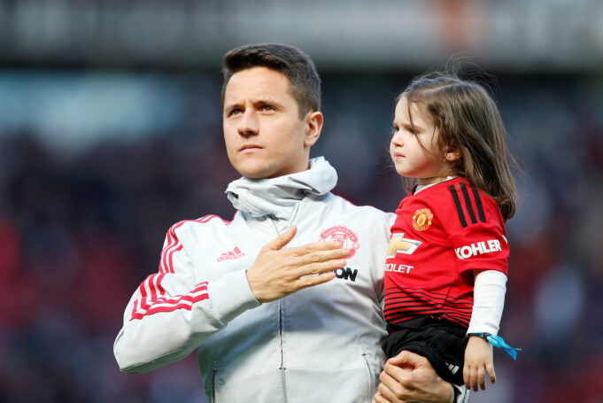 Ander Herrera Believes Ole Gunnar Solskjaer Is The Right Man To Take Manchester United Ahead