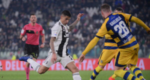 Juventus Happy To Sell £52m Fullback To Manchester United