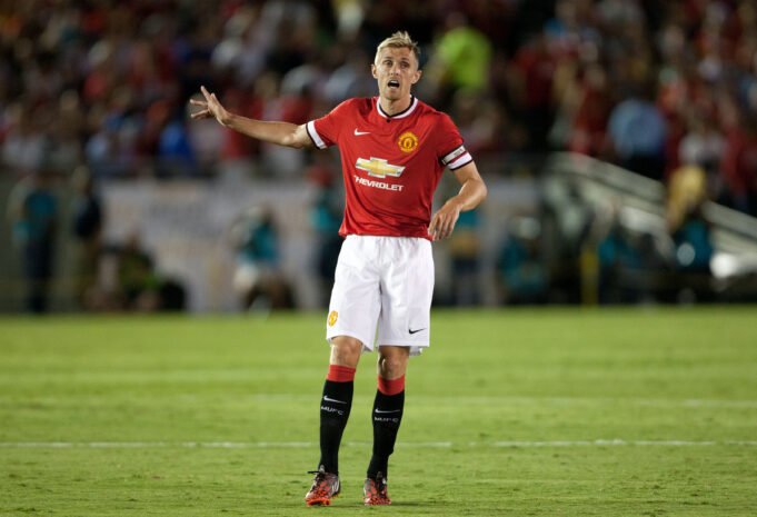 Manchester United Considering Darren Fletcher For The Technical Director Role