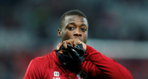 Manchester United To Rival Arsenal For £45m Ligue 1 Attacker