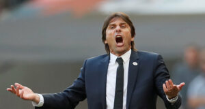 Antonio Conte Refuses To Comment On Romelu Lukaku's Inter Milan Transfer
