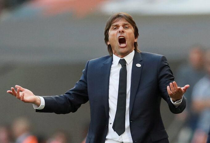 Antonio Conte Refuses To Comment On Romelu Lukaku's Inter Milan Transfer