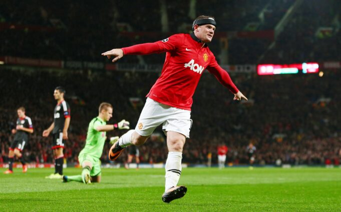 How Rooney inspired an international athlete